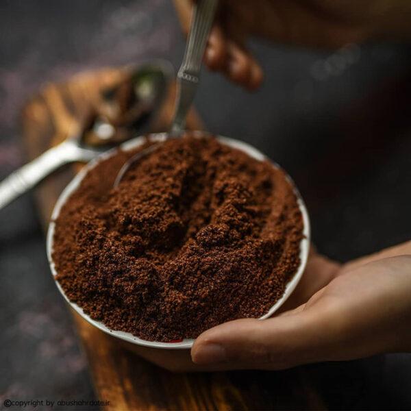 قهوه هسته خرما ظعم دار